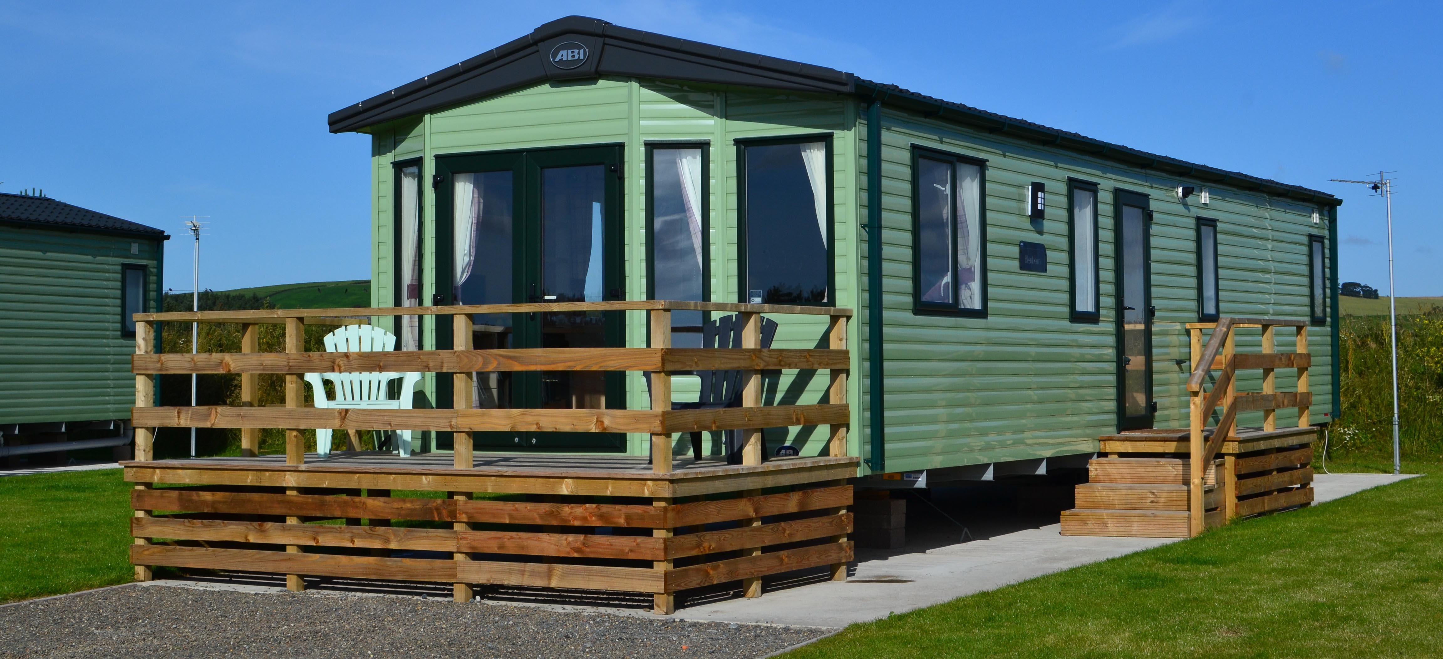 Holiday Homes For Sale   Threelochs Holiday Park